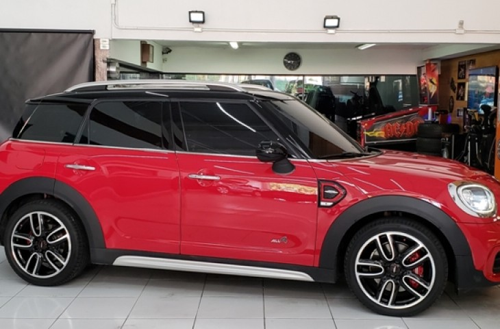 MINI COUNTRYMAN ALL4 2.0 AUT.