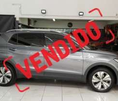 T-CROSS HIGHLINE TSI 1.4 AUT.